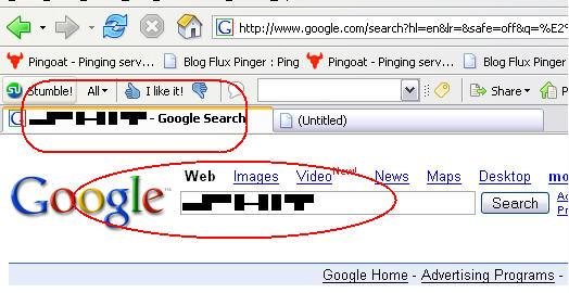 Google Search/Label Hack | BotHack